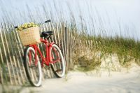 Biking on the OBX