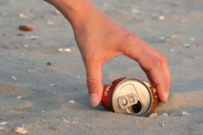 Recycling at your Outer Banks vacation rental home
