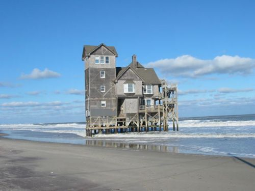Inn at Rodanthe the house from Nights in Rodanthe