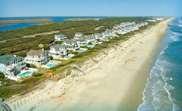 Outer Banks Rentals Oceanfront Obx Vacation Rentals Nc