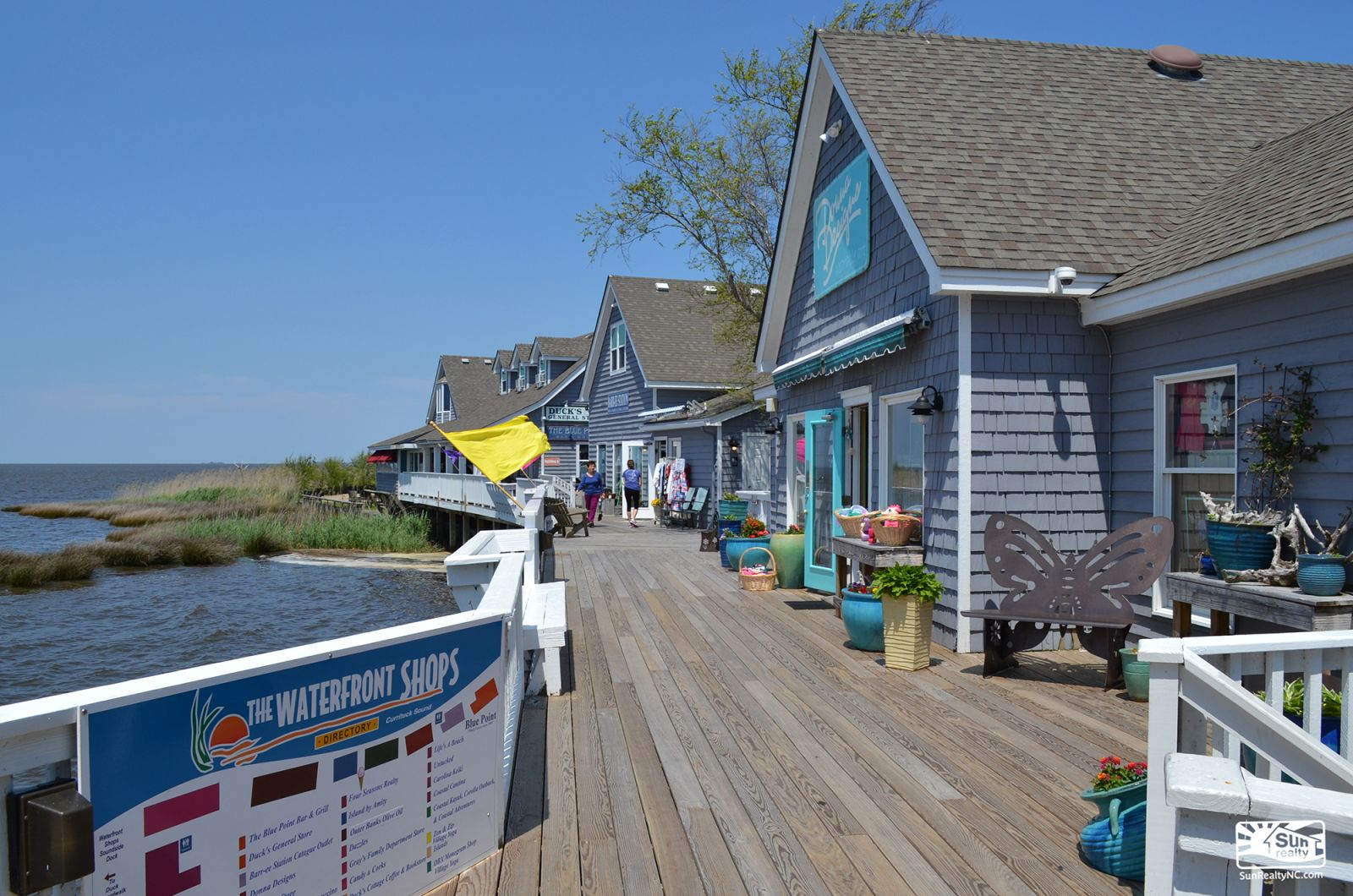 Outer Banks shopping TimBuckII Corolla, NC