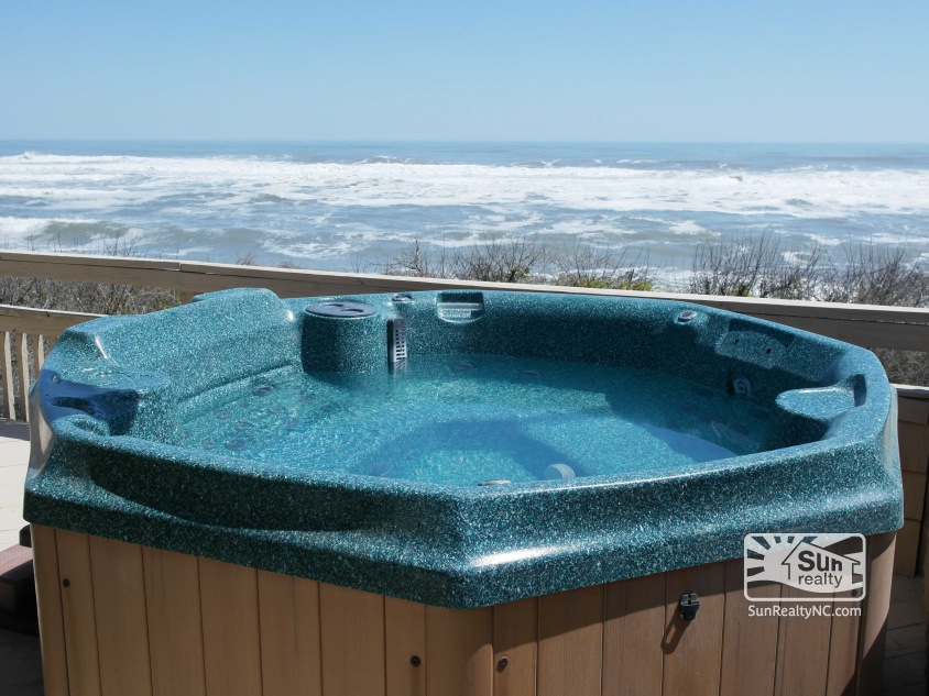 Private Hot Tub w/ Ocean Views