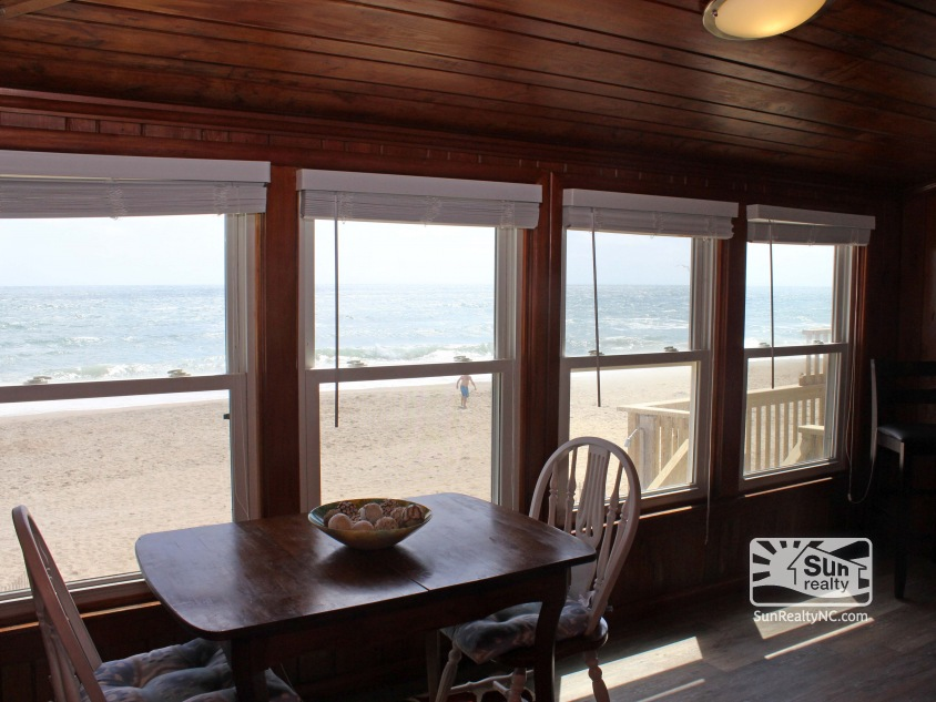 Dining Area w/ Ocean Views
