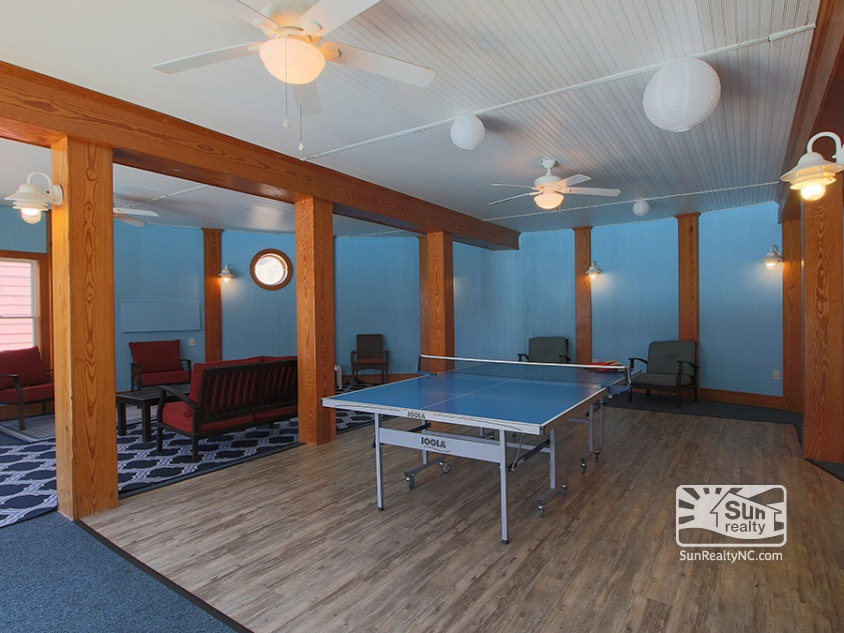 Pool House Rec Room
