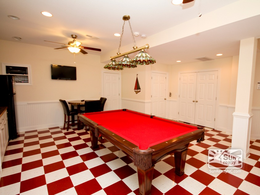 Ground-Level Recreation Room - Similar To