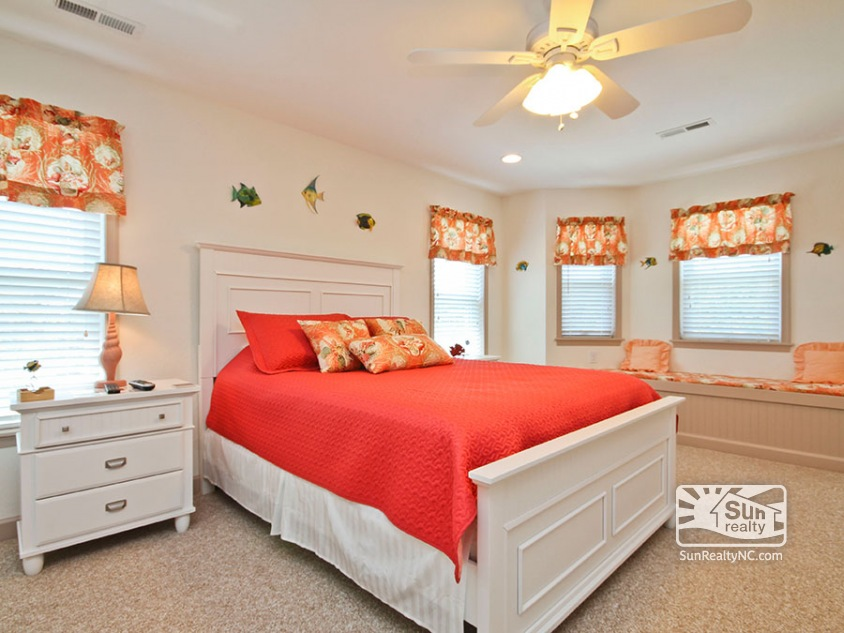 Top-Level Queen Master Bedroom