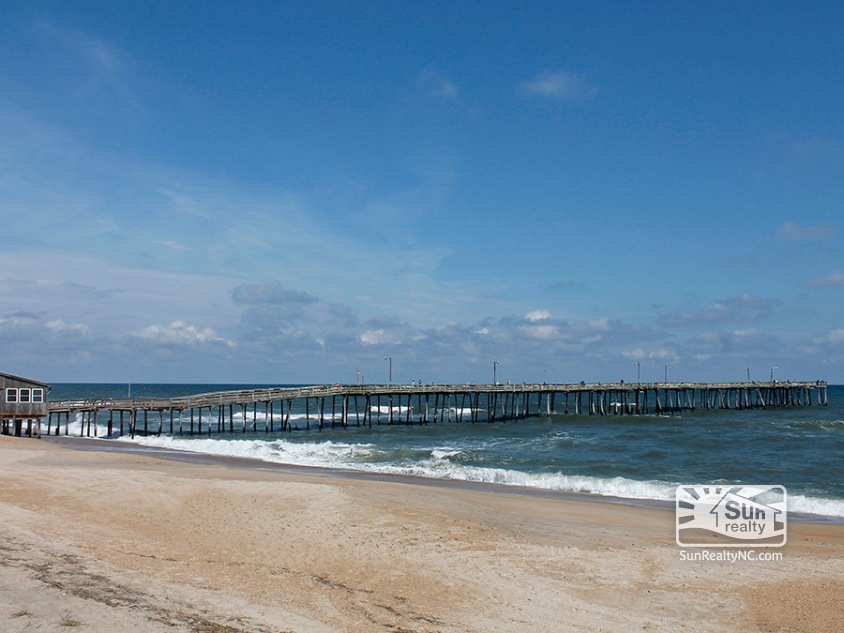 Nags head 487 a outer banks vacation rentals for Nags head fishing pier