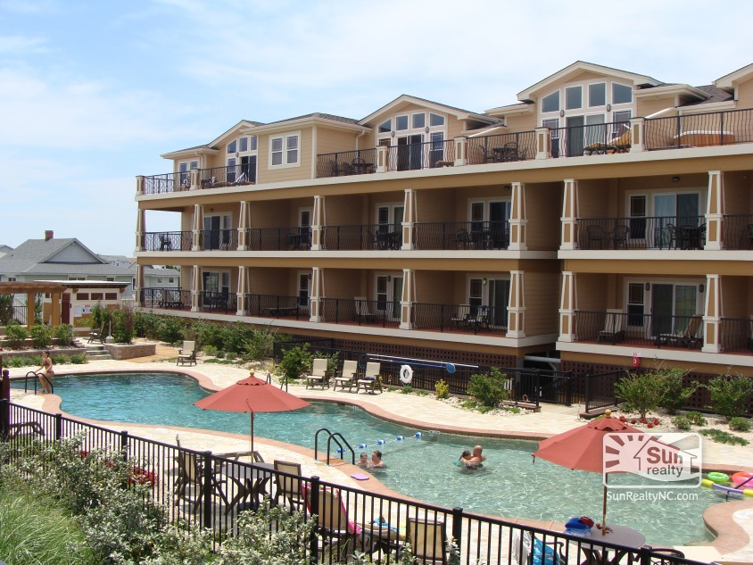 Croatan Surf Club Condos w/ Oceanfront Pool