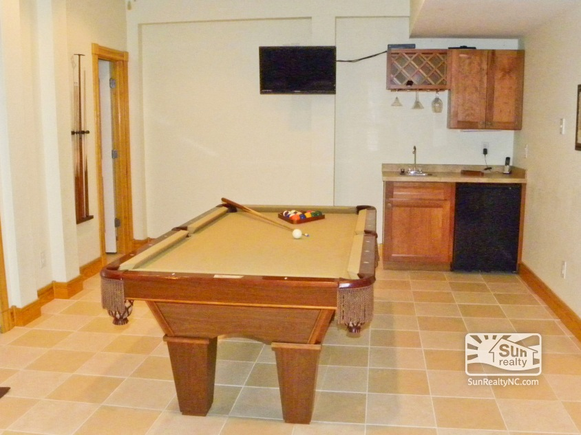 Ground-Level Recreation Room