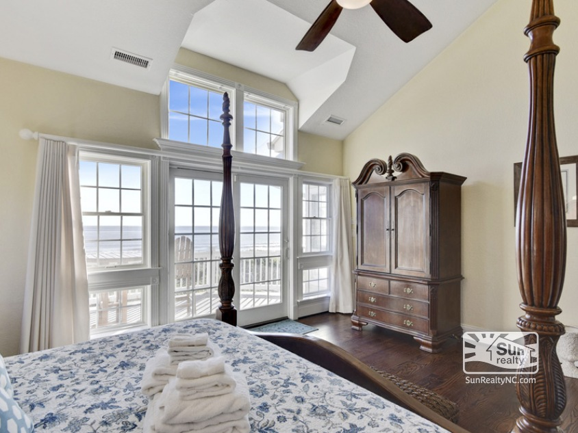 Top Level King Master Suite