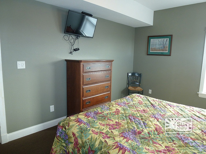 Mid Level King Bedroom