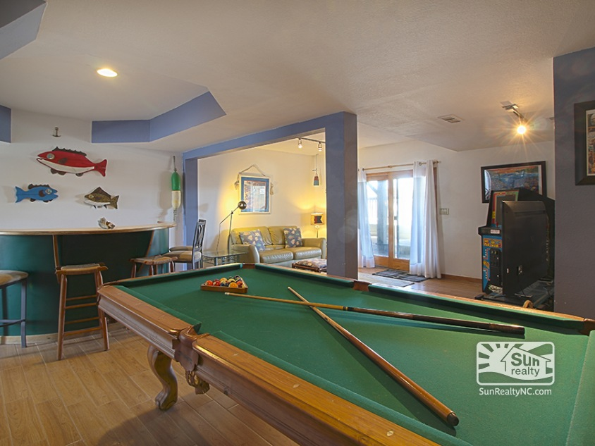 Lower-Level Recreation Room