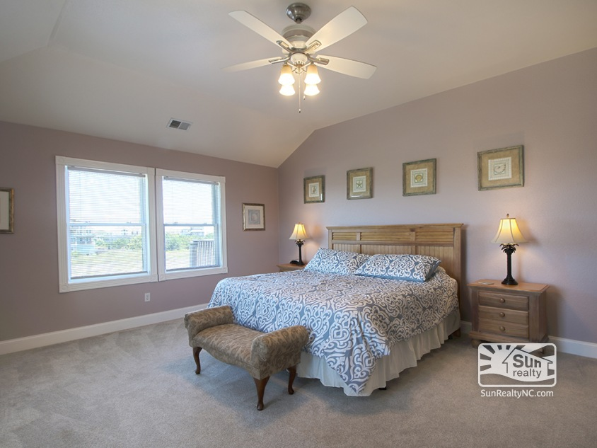 Mid Level King Master Suite