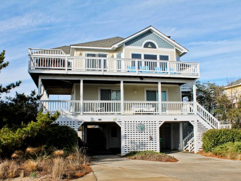 Find Pet Friendly Outer Banks Vacation Rentals With Sun