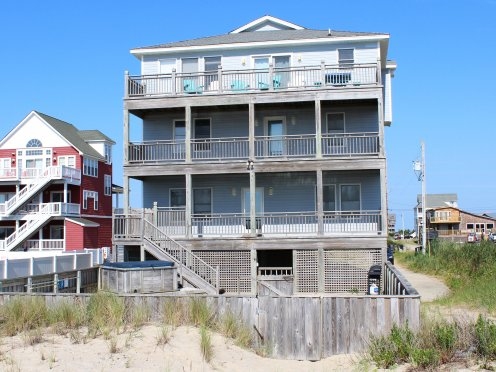 """Sea to Sea"" R-52 Oceanfront Exterior"